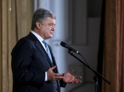 Порошенко: Контракт з «Газпромом» живив корупцію в Україні