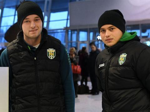 «Карпати» вирушили до Туреччини на перші зимові тренувальні збори