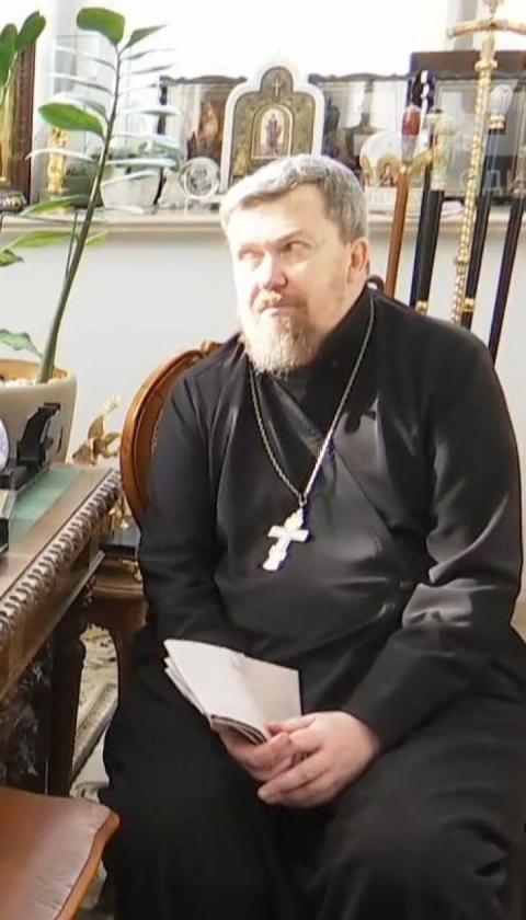 На Луганщині священик УПЦ МП перейшов в ПЦУ