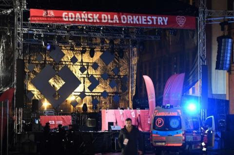Відповідальний за охорону концерту, на якому вбили мера Гданська, брехав поліції