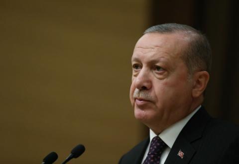 Ердоган заявив, що Туреччина готова відповідати за безпеку в сирійському Манбіджі