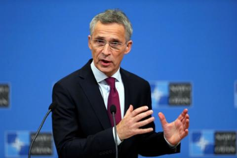 Грузію та НАТО непокоять нарощування армії Росії на Чорному морі, – Столтенберг