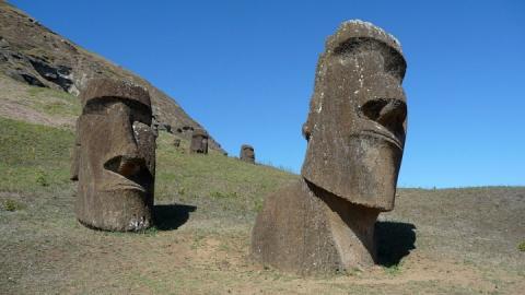 Вчені пояснили, для чого на острові Пасхи будували химерні статуї