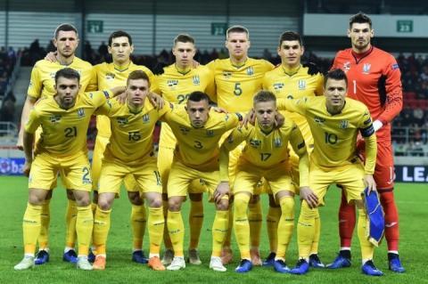 У 2019 році національна збірна України з футболу зіграє десять матчів
