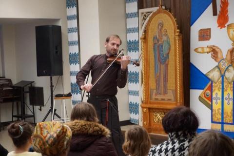 На благочинному концерті у Нью-Йорку зібрали кошти для поранених українських військових