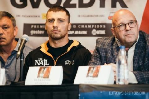 Чемпіон світу з боксу Олександр Гвоздик проведе перший захист титулу 30 березня
