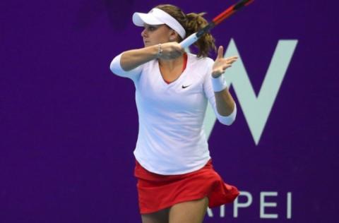 Катерина Козлова програла в 1/8 фіналу тенісного турніру WTA у Таїланді