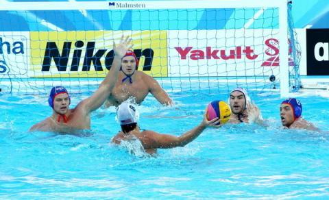 У Світовій лізі-18/19 водного поло зіграно матчі четвертого туру
