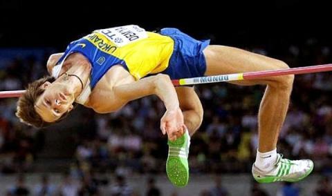 Стрибун у висоту Дмитро Дем'янюк здобув «бронзу» на турнірі у Франції