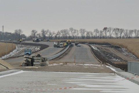 «Укравтодор» побудує бетонну дорогу в Миколаївській області