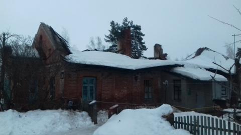 На Харківщині обвалився дах житлового будинку