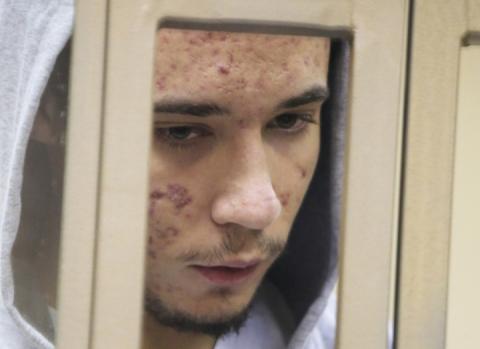 Український політв'язень Павло Гриб написав листа російському виданню