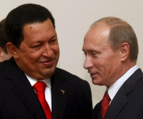Путін у Венесуелі бореться за своє власне майбутнє