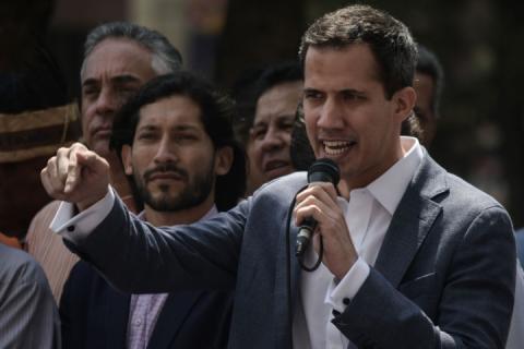 Гуайдо президентом Венесуели визнали уже 10 країн ЄС