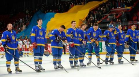 Збірна України з хокею сьогодні у Броварах розпочинає тренувальний збір