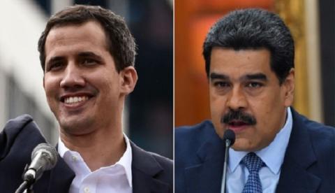 Мадуро збирається вивезти в Уругвай понад мільярд доларів, – Гуайдо