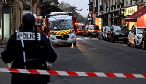 Пожежа в елітному районі Парижа: багато загиблих та поранених