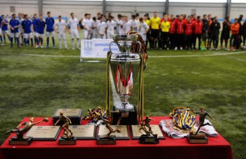 Визначилися учасники плей-оф Зимового Кубку України-2019 з футболу серед юнаків