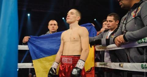 Український боксер Олег Малиновський хоче бій з чемпіоном світу Вальдесом