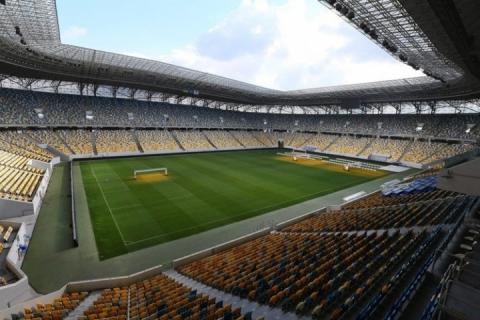 Домашні матчі відбору Євро-2020 проти Сербії і Люксембургу збірна України зіграє у Львові