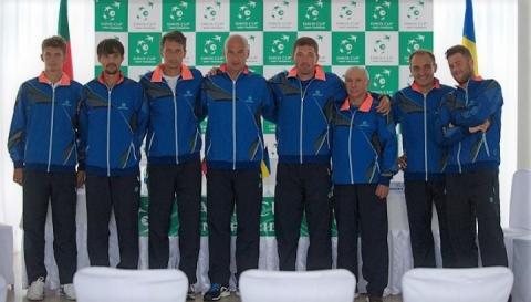 Збірна України з тенісу сьогодні отримає наступного суперника по Кубку Девіса