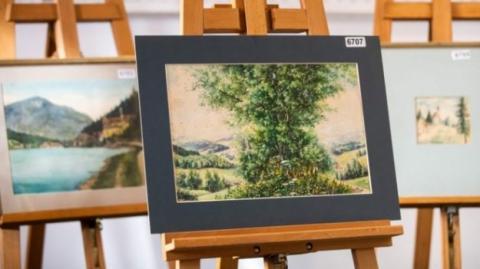 У Нюрнбергу на аукціоні не змогли продати жодної картини Гітлера