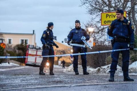 У передмісті Стокгольма стався вибух: є загиблий