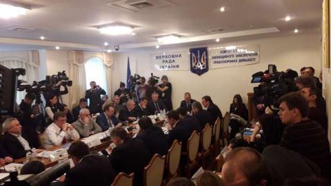 Комітет з питань законодавчого забезпечення правоохоронної діяльності рекомендує Верховній Раді прийняти за основу проект Закону про внесення змін до деяких законодавчих актів України щодо посилення відповідальності за порушення виборчого законодавства