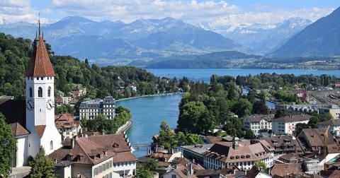 Швейцарці відкинули ідею обмеження будівництва в країні