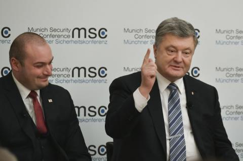 Ми не можемо ігнорувати безпекові виклики – Глава держави про роль України як східного флангу НАТО та Європи