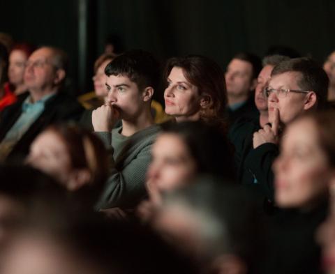 Марина Порошенко відвідала прем'єру документального фільму «Малевич», створеного до 140-ої річниці з дня народження великого художника українського авангарду