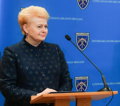 Президент України в Любліні: ЛИТПОЛУКРБРИГ – перша ластівка на шляху України до НАТО
