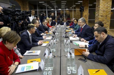 Впевнений, ми є союзниками – Президент обговорив з представниками ІТ-індустрії напрямки розвитку галузі в Україні