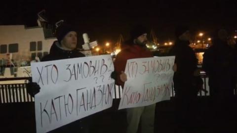 Геращенко звинувачує активістів у зриві важливої зустрічі. Вони заперечують