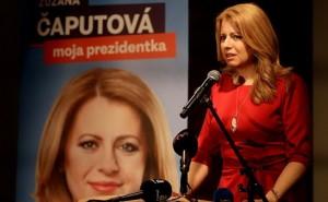 Опозиціонерка Чапутова виграла президентські вибори у Словаччині - опитування