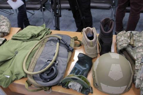 Військовим ЗСУ вперше закупили нове екіпірування та спецодяг