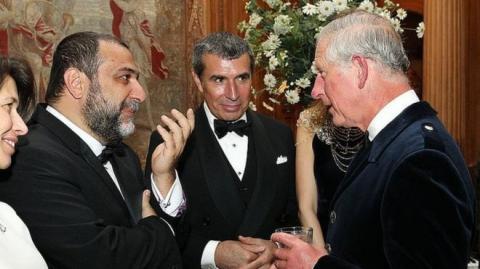 Благодійний фонд принца Чарльза виявився пов'язаним з мережею офшорів РФ