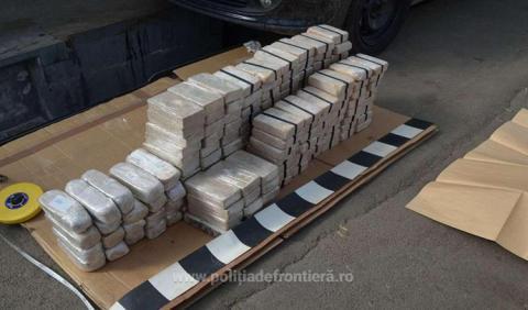 Двоє нідерландців вивезли з України в Європу 84 кг героїну