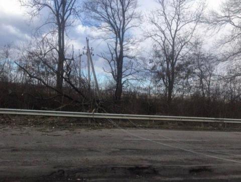Негода заблокувала міжнародну трасу на Буковині