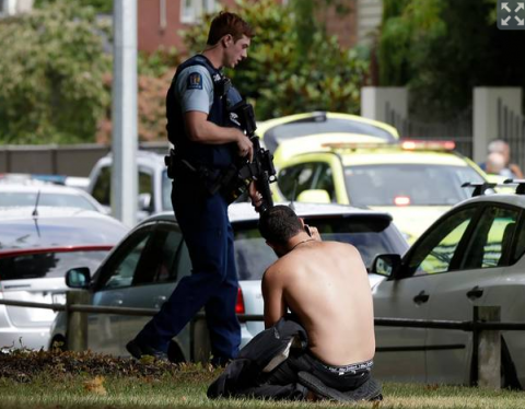 Стрілянина у 2 мечетях у Новій Зеландії: є загиблі і поранені