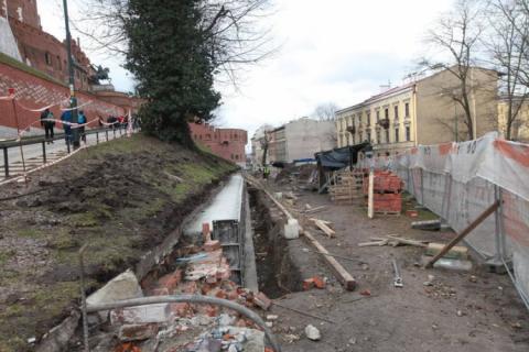 У Кракові на будівництві біля Вавельського замку загинув українець