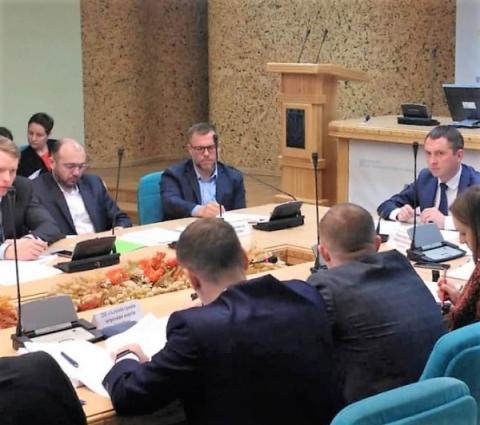 Розвиток річкової галузі України – одне із пріоритетних завдань Міністерства інфраструктури, - Юрій Лавренюк