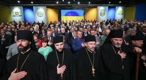 Щоб вижити, маючи сусідом Росію, Україна повинна мати сильне військо - Президент