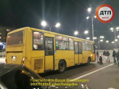 ДТП в Києві: Кличко обіцяє перевірку підприємства, якому належить маршрутка