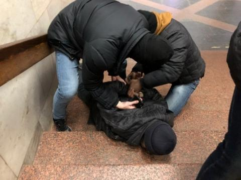 Завербований Росією харків'янин заклав вибухівку у метро – СБУ