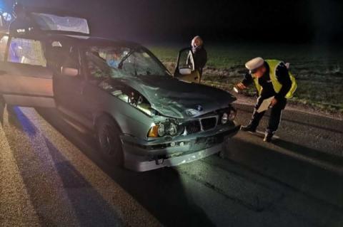 Троє громадян України загинули в Польщі внаслідок наїзду автомобіля