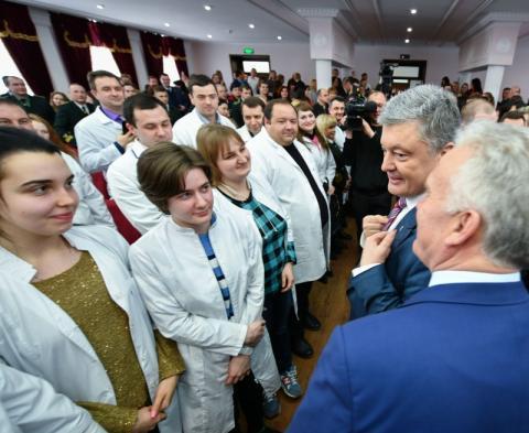 Глава держави: Україна має стати одним зі світових лідерів у виробництві всієї аграрної продукції та продуктів харчування