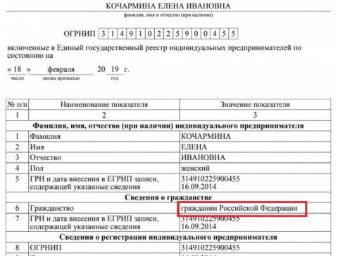 Родич правої руки Ляшка називав Крим російським і має там житло – ЦПК