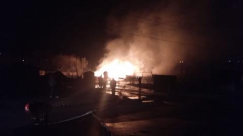 У Кропивницькому вибухнула заправка, є постраждалі
