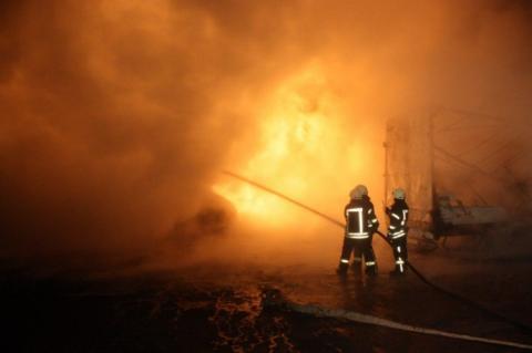 Вибухи у Кропивницькому: 4 травмованих, майже 20 згорілих авто